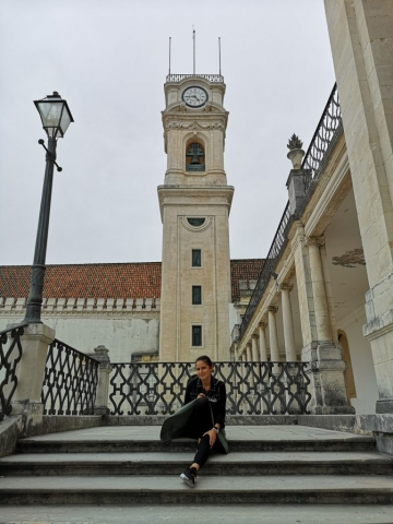Coimbra- univerza.