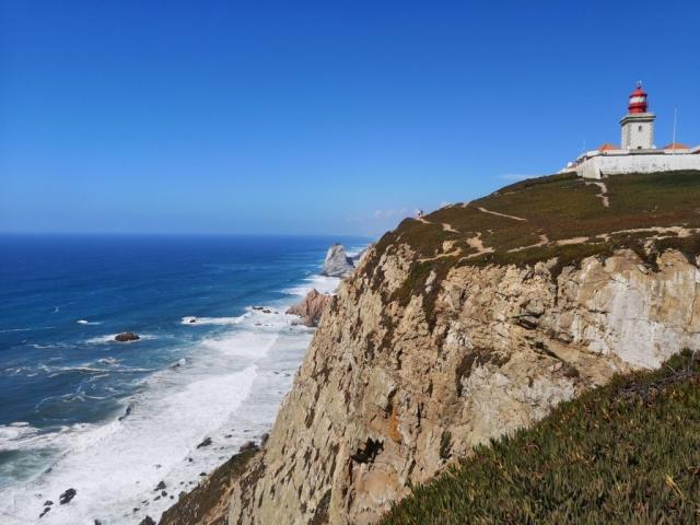 Cabo da Roca.