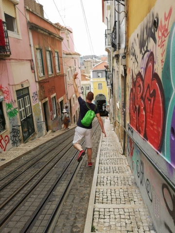 Lizbona.