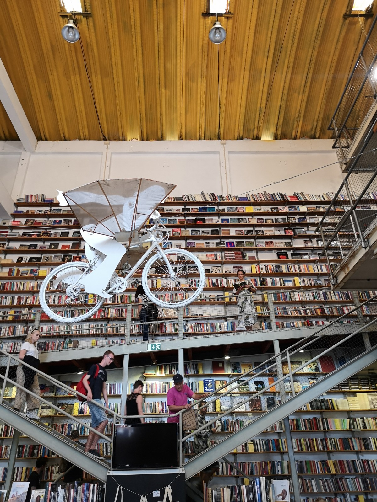 LX Factory-knjigarna.