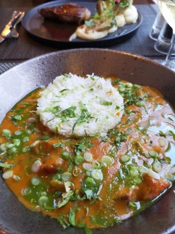 Portugalski curry