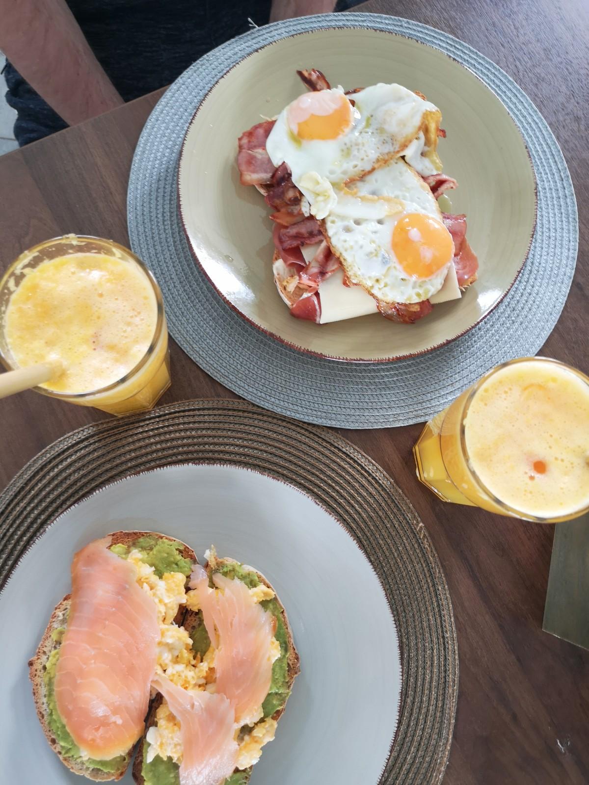 Zajtrk v Luzu